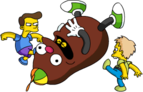 Tapped Out CocoaBeanie Get Beaten Up.png