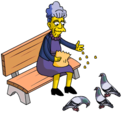 Tapped Out Agnes Feed Pigeons.png