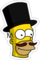 Tapped Out Guy Incognito Icon.png