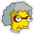 Tapped Out Grandma Van Houten Icon.png