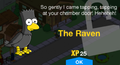 Tapped Out The Raven New Character.png
