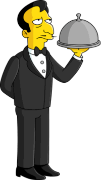 Mr  Lacost - Wikisimpsons, the Simpsons Wiki
