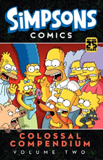 Simpsons Comics Colossal Compendium Volume Two.png