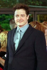 Brendan Fraser - Wikisimpsons, the Simpsons Wiki