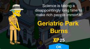 Geriatric Park Burns Unlock.png