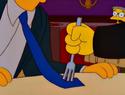 Homer Stabs Louie's Tie.png