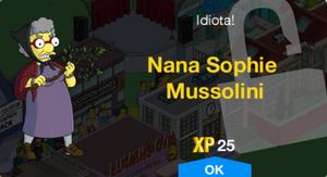 Nana Sophie Mussolini Unlock.png