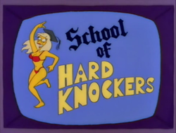 School of Hard Knockers (Title Card).png