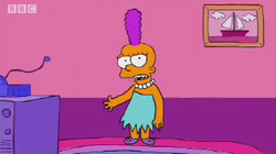 Dead Ringers - The Stimpsons Lisa Simpson.png