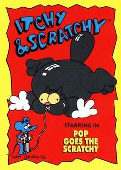 I2 Pop Goes the Scratchy (Skybox 1994) front.jpg