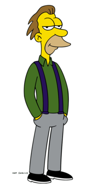 Lenny Leonard - Wikisimpsons, the Simpsons Wiki