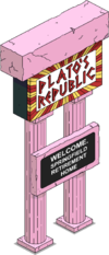 Platos Republic Sign.png