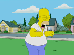 Homer Simpson in Family Guy The Juice Is Loose.png