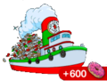 Tapped Out Boatload of 2400 Donuts Christmas.png