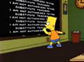 Homer the Vigilante - chalkboard gag.png