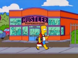 Hustler supre store