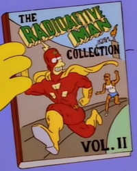 The Radioactive Man Collection Volume II.png
