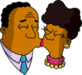 Tapped Out Dr. Hibbert and Bernice Icon.png