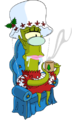 Tapped Out Mrs. Kodos Claus Celebrate Human Holidays.png