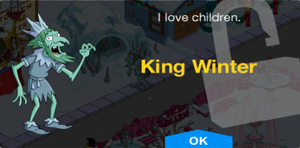 Tapped Out King Winter unlock.png