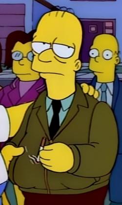 Chet and his nephew Homer