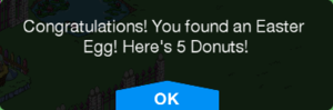 Tapped Out Easter Egg Hunt Donut5.png