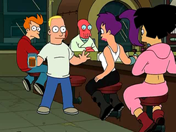 Futurama - human Bender.png