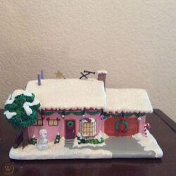 Simpsons Christmas Village Van Houten House.jpg