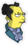 Tapped Out Mrs. Sinclair Icon.png
