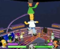 Futurama in The Simpsons Wrestling.png