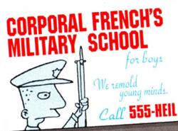 Corporal French's Military School.png