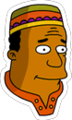 Tapped Out Kwanzaa Dr. Hibbert Icon.png