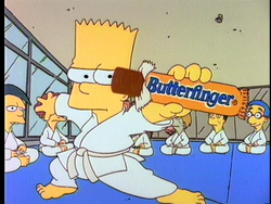 Butterfinger Wikisimpsons The Simpsons Wiki