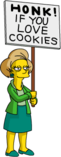 Tapped Out Edna Go on Strike.png