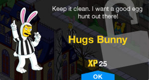 Tapped Out Unlock Hugs Bunny.png
