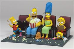 Mcfarlane Toys Simpsons Movie Mayhem Wikisimpsons The Simpsons Wiki