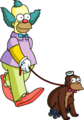 Tapped Out Krusty Walk MrTeeny.png