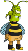 Tapped Out Rigellian Attacking Bumblebee Man.png