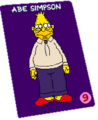 Abe Simpson Virtual Springfield.png
