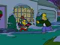 Homer chases Milhouse Christmas.png