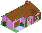 Tapped Out Pink House decorated.png