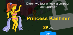 Tapped Out Princess Kashmir Unlock.png
