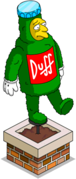 Tapped Out Remorseful Duff Topiary.png