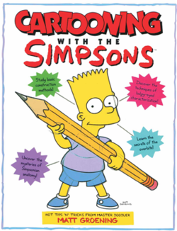 Cartooning with The Simpsons.png