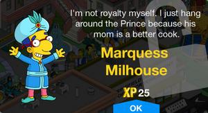 Marquess Milhouse Unlock.png