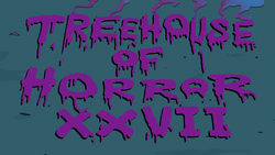 Treehouse of Horror XXVII title card.png