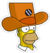 Tapped Out Camera Hat Homer Icon.png