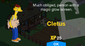Tapped Out Cletus New Character.png