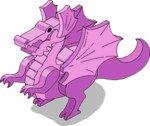 Earthland Realms Blocko Dragon.png