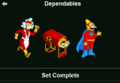 TSTO Dependables Collection.png